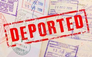 Проверка запрета въезда на территорию рф — первый миграционный