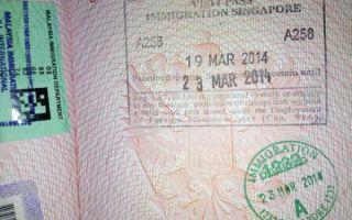 Сингапур: правила посещения, оформления визы и поездка с целью иммиграции на пмж