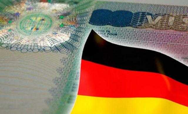 Как заполняется анкета на визу в Германию в 2020 году | Образец заполнения