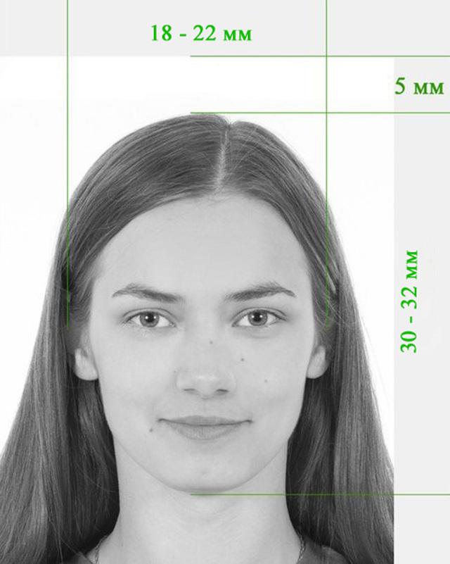 Размер фото на паспорт: требования к фотографии
