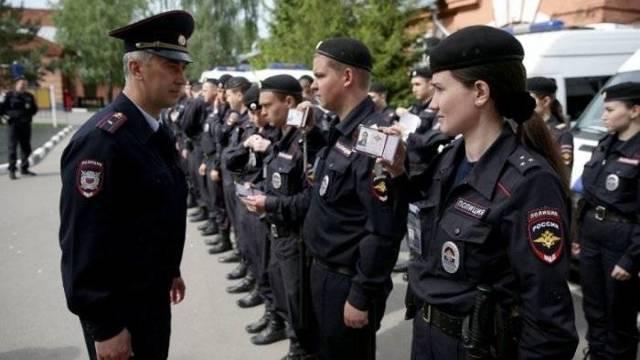 Зарплата полицейского в России в 2020 году: повышение, льготы, надбавки