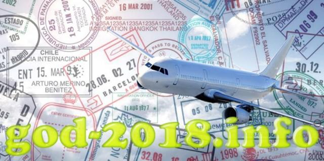 Список безвизовых стран для поездки заграницу гражданам РФ в 2020 году