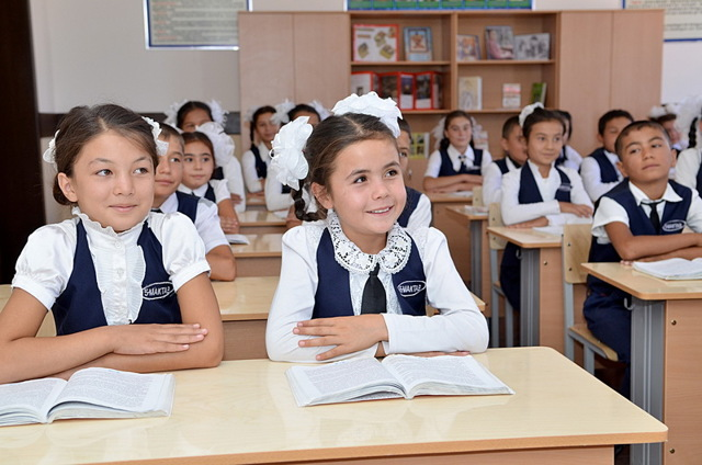 Система образования в Узбекистане в 2020 году: высшее, школьное и дошкольное