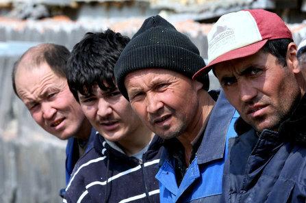 Работа в Москве для граждан Таджикистана