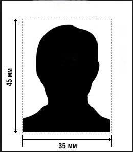 Требования к фото на визу в Великобританию в 2020 году: образец фото в паспорте