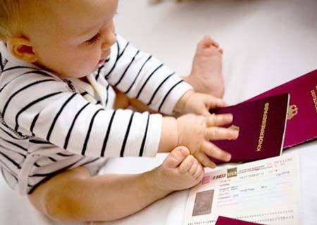 Документы для получения свидетельства о рождении ребенка