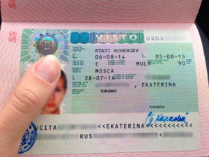 Фото на визу в Италию в 2020 году, какой размер надо, образец оформления, необходимое качество