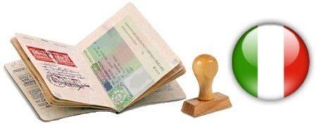 Виза в Италию: цены на оформление шенгенской визы в 2020 году для россиян