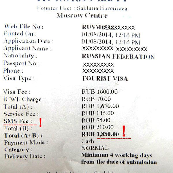 Бизнес виза в Индию для россиян: порядок получения в 2020 году