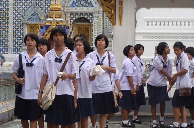 Образование в Таиланде - Первый миграционный