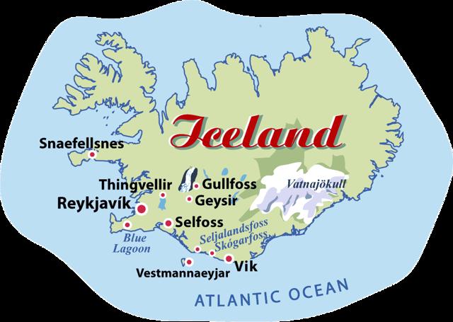Виза в Исландию для россиян самостоятельно