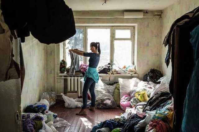 Работа для беженцев и для переселенцев