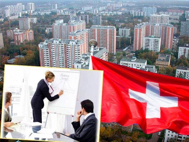 Работа в Швейцарии для русских: зарплата