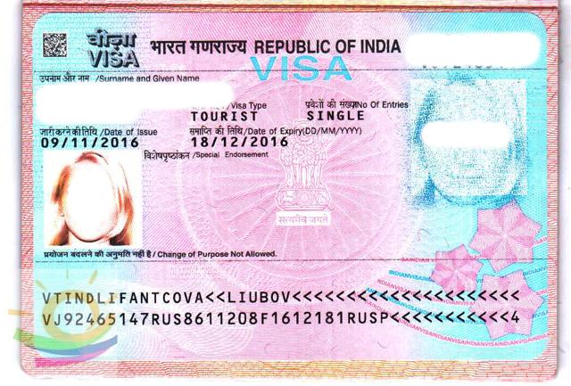 Транзитная виза в Индиюдля россиян в 2020 году: как получить самостоятельно и стоимость