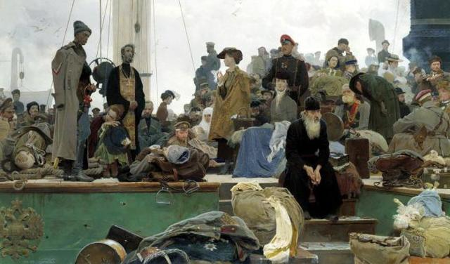 Что такое эмиграция: русская внутренняя эмиграция