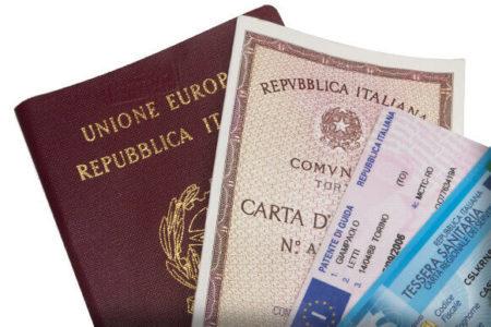 Воссоединение с родственниками - гражданами Италии в 2020 году