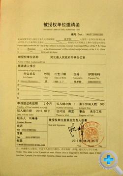 Виды и типы виз в Китай для россиян в 2020 году. Сроки и особенности получения, причины отказа.