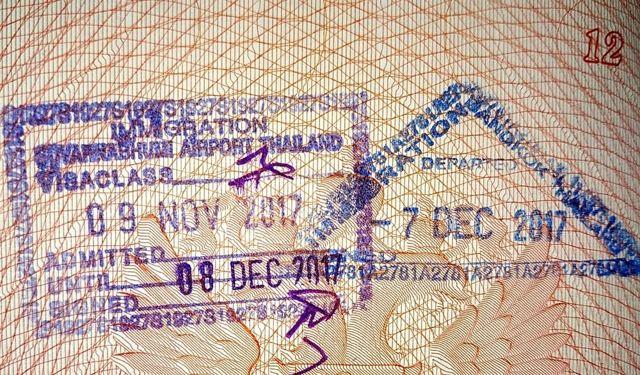 Оформление визы в Таиланд в 2020 году, образец заполнения анкеты для получения визы в Таиланд