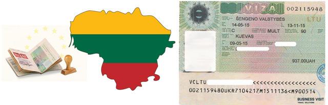 Транзитная виза в Литву - в 2020 году: особенности оформления и нужные документы