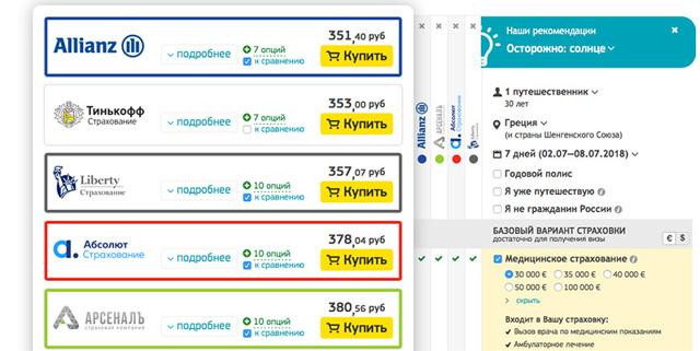Медицинская страховка для поездки в Грецию в 2020 году: цена, где можно купить, правила оформления