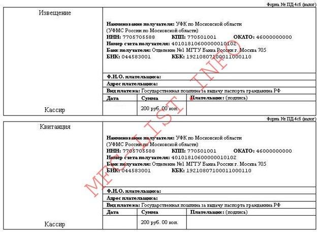 Документы для получения паспорта: что нужно для оформления?