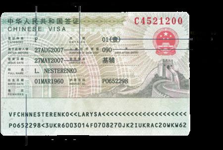 Оформление визы в Китай в 2020 году: документы, сроки, стоимость, особенности визового режима, порядок оформления, типы виз