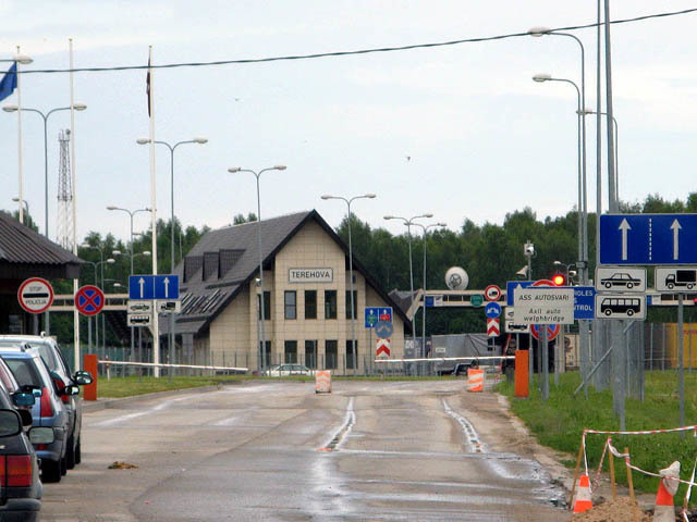 Граница с Латвией: пересечение на машине из России в 2020 году