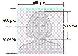 Требования к фото на визу в США в 2020 году: размер, как сделать и проверить