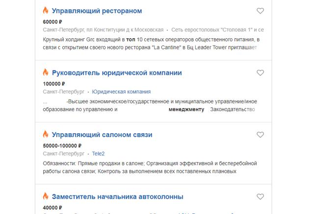 Уровень средней заработной платы в Санкт-Петербурге на 2020 год