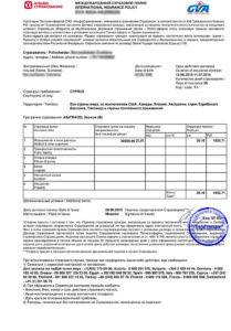 Медицинская страховка для поездки в Азербайджан в 2020 году: подбор полиса и цены